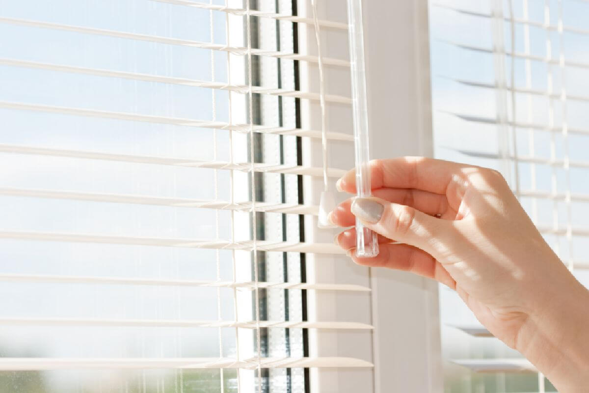 uPVC Window Blinds Stoke